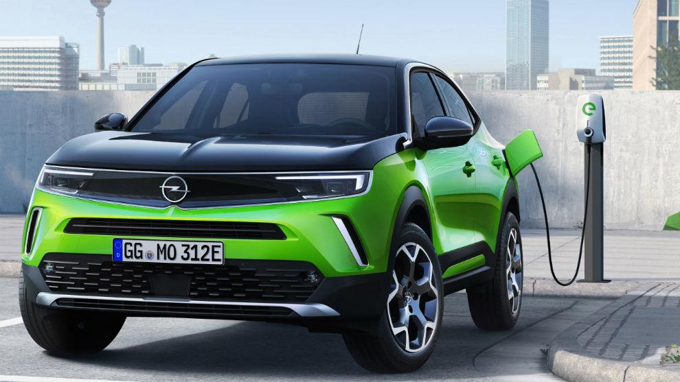 Opel Mokka, también eléctrico: crece en todo... menos en tamaño y peso