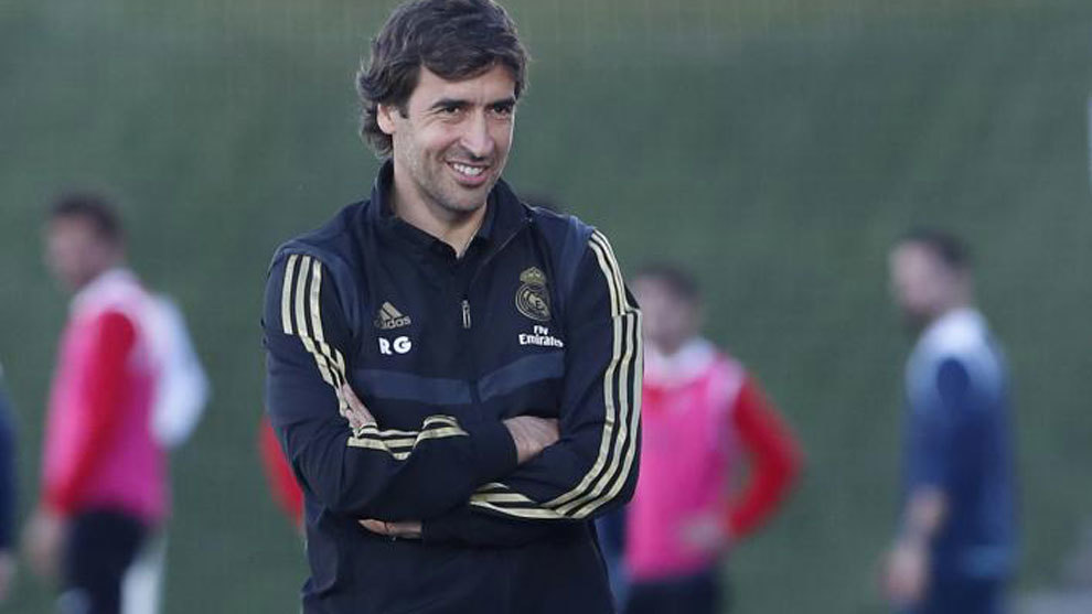 Raul to coach Juvenil A as Real Madrid look to win UEFA Youth League