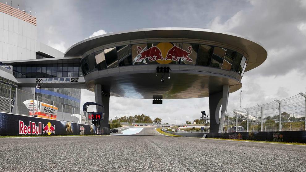 El circuito de Jerez-Ángel Nieto.