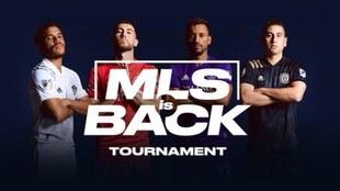 Se filtran las fechas y los horarios para el torneo de la MLS is Back.