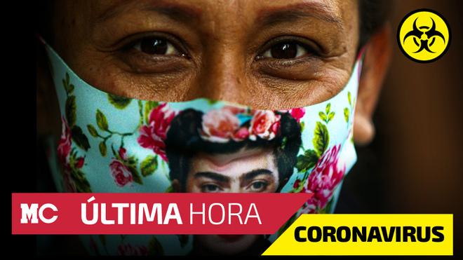Coronavirus México hoy 25 de junio; últimas noticias.