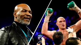Tyson Fury rechazó la propuesta de Mike Tyson