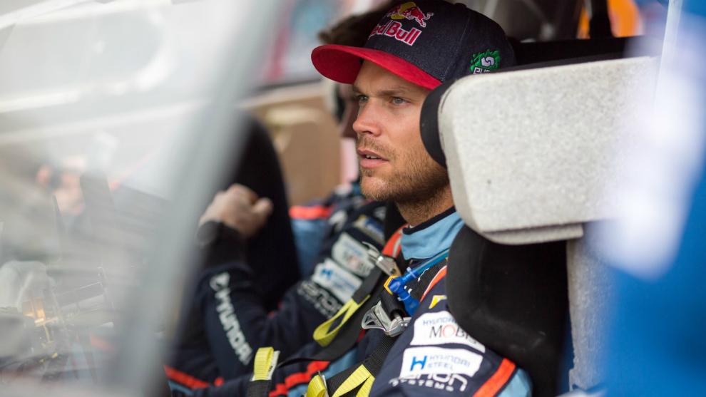 Después de medio año sin competir, Mikkelsen volverá a subirse a un...