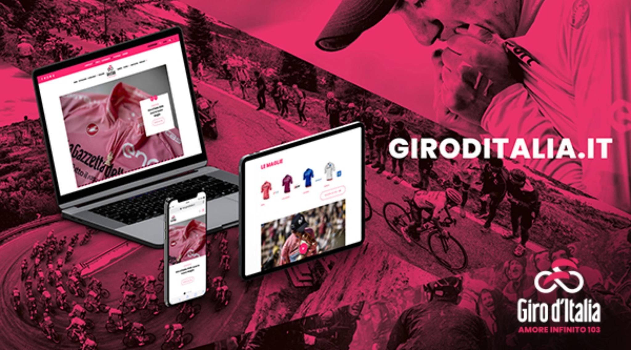 El Giro de Italia estrena sitio web
