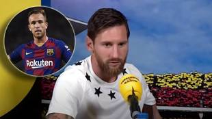 Las palabras de Messi comparando a Arthur con Xavi: y el club decide venderlo a la Juve