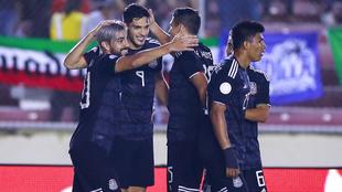 A la selección mexicana se le avecina un verano saturado