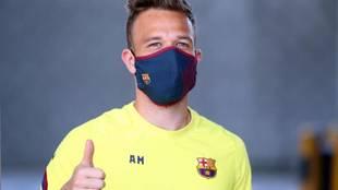 Las razones por las que Arthur cambió de opinión y se va a la Juventus