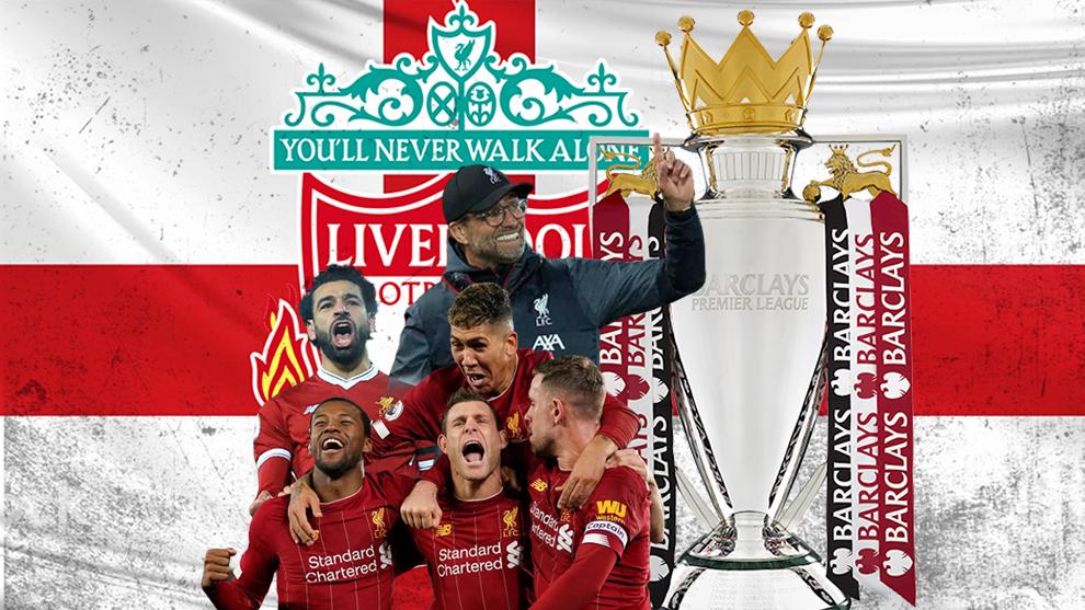 El Liverpool gana su primera Liga en 30 años
