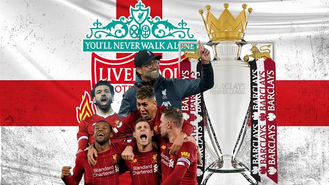 El Liverpool gana la primera Premier League de su historia