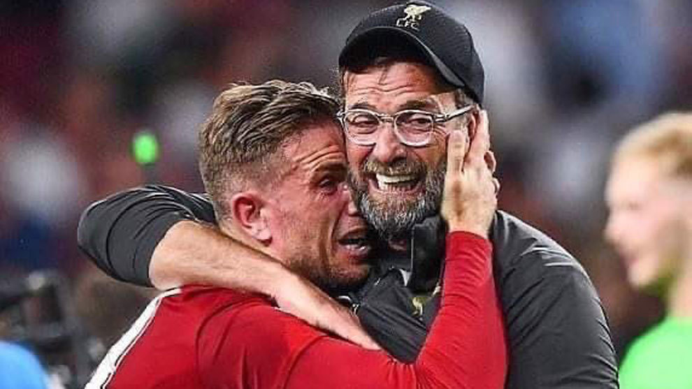 Klopp: Becoming champions with Liverpool is absolutely incredible, it's easy to motivate the team