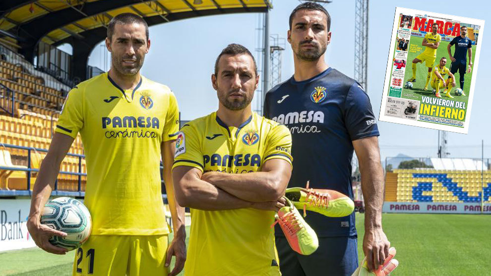 To hell and back: Villarreal's inspirational trio who recovered from almost a decade out with injury