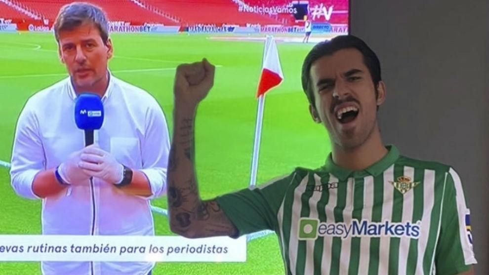Dani Ceballos: Real Betis are an option