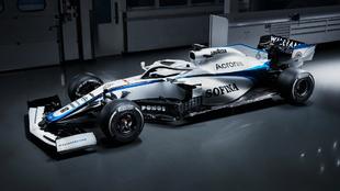 La nueva decoración del Williams.