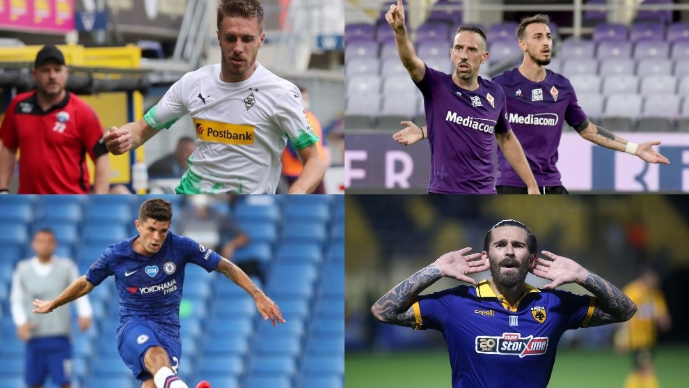 Los cuatro partidazos del fin de semana en el fútbol internacional