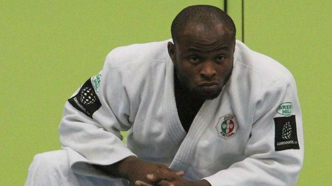 El judoka Jorge Fonseca.