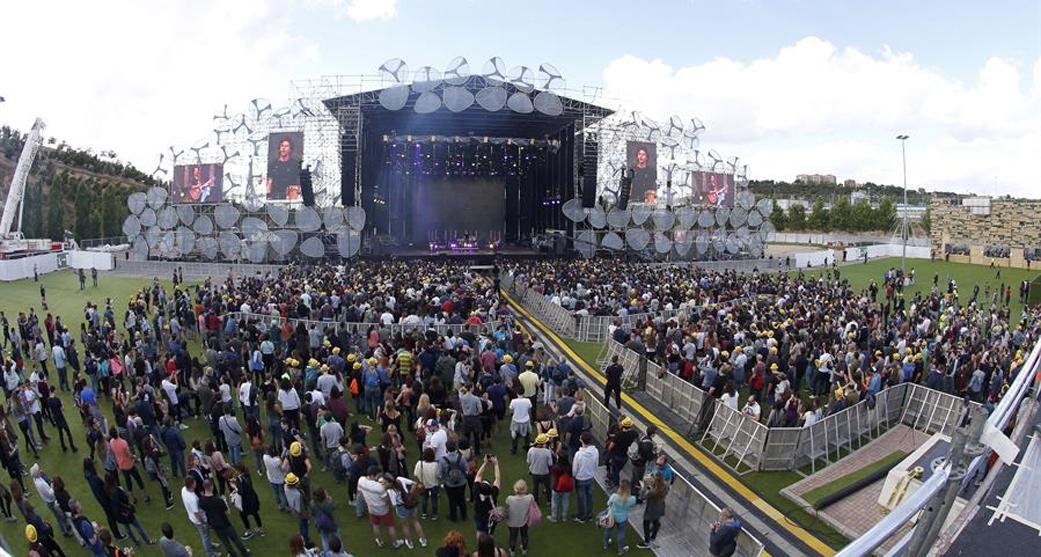 El festival Mad Cool 2021 se celebrará del 7 al 10 de julio