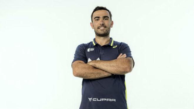 Pablo Lima, jugador de pádel.