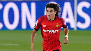 Luka Romero tiene las puertas abiertas de la selección mexicana
