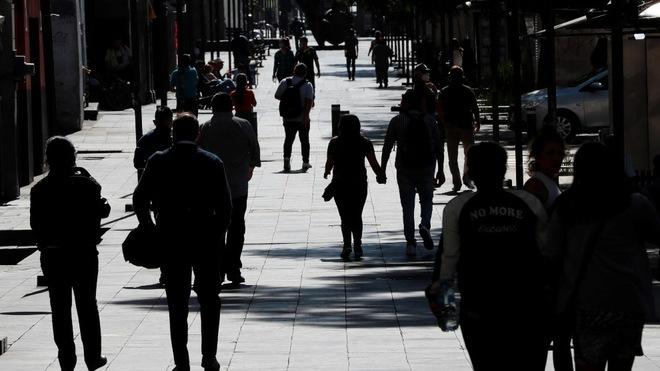 La Ciudad de México y otra entidad pasarán a semáforo naranja.