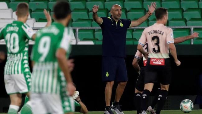 Abelardo, contra el Betis