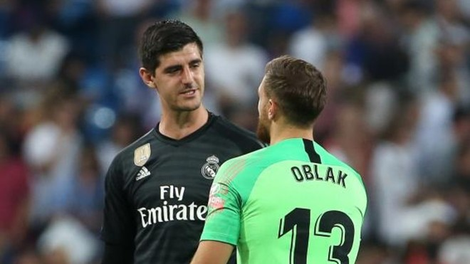 Courtois' seven remaining tests