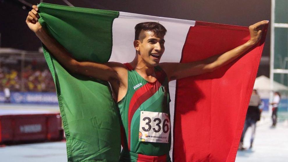 Desde Seul 1988 un mexicano no llega a la final de los 800m