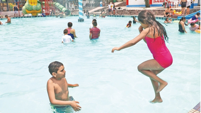 ¿Cuándo abrirán los balnearios en México?
