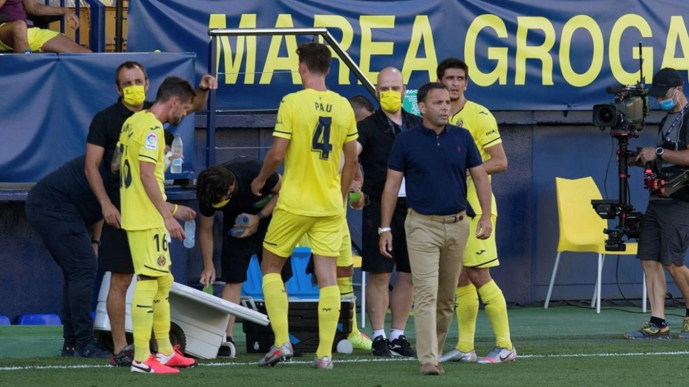 El Villarreal duerme el partido