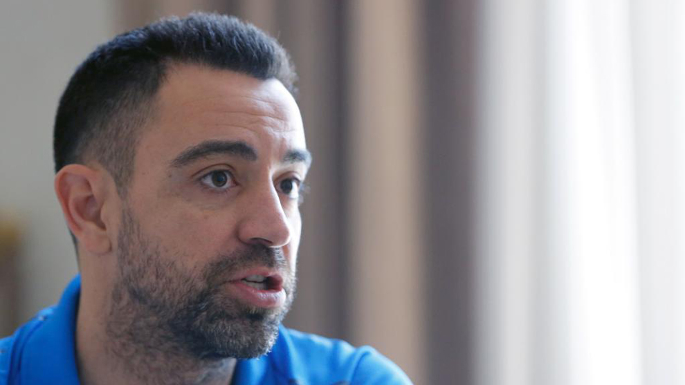 Xavi: My greatest wish right now is to coach Barcelona