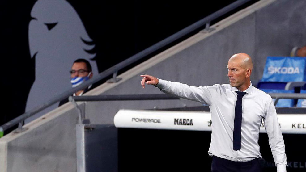 Zidane: The LaLiga Santander title won't be decided until the final day