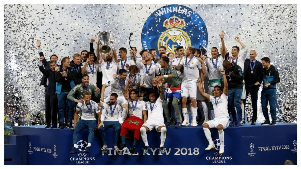 It's 100 years since Madrid became Real Madrid
