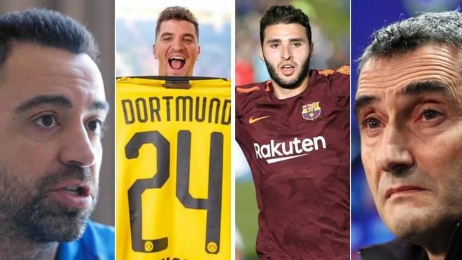 Monday's transfer round-up: Xavi flirts with Barcelona, Arthur-Pjanic done, Meunier back to PSG already?