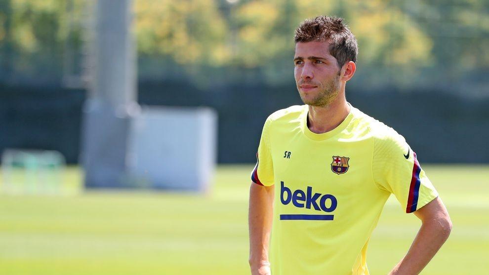 Barcelona squad list: Sergi Roberto and Arthur included for Atletico Madrid clash