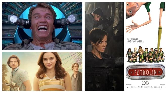 Estas imágenes se podrán ver este mes en los estrenos de Netflix.