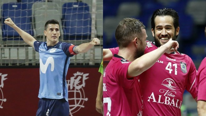 Ortiz y Rafael Rato celebran distintas acciones en los partidos de...