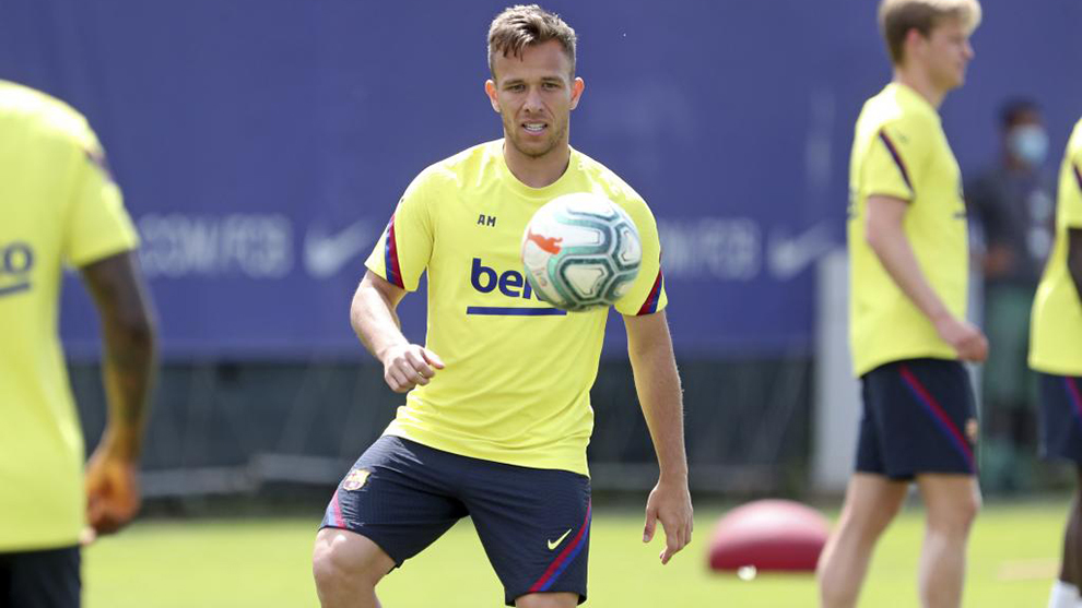 Arthur Melo: I will continue giving everything until the end