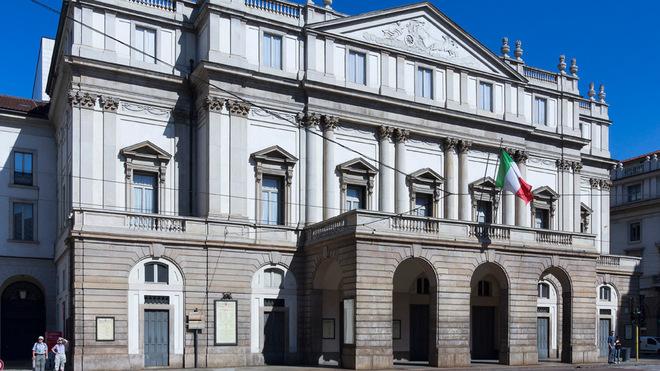 La Scala de Milán reabrirá en julio con cuatro conciertos y aforo reducido