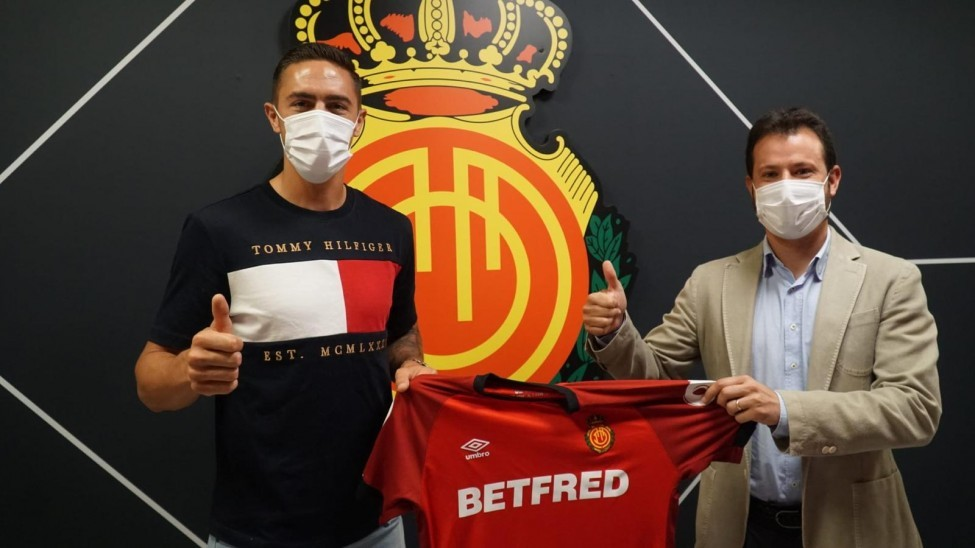 El Mallorca renueva el contrato del central Antonio Raíllo hasta 2024