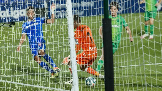 Getafe edge European battle with Real Sociedad