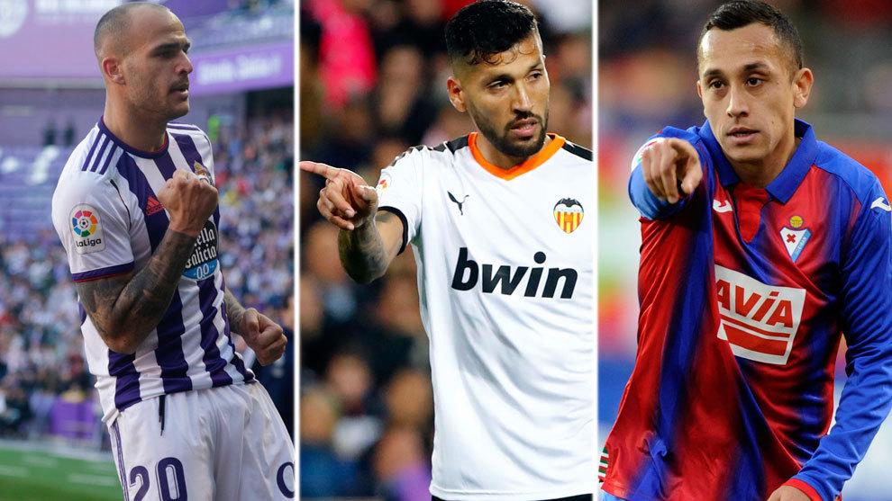 Twelve LaLiga Santander players who won't play beyond June 30