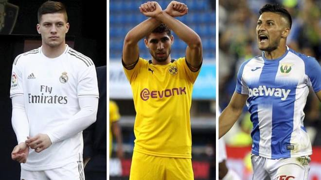Inter Milan announce signing of Achraf Hakimi from Real Madrid