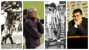 Todas las rebeliones de Setién: México'86, Jesús Gil y Piterman