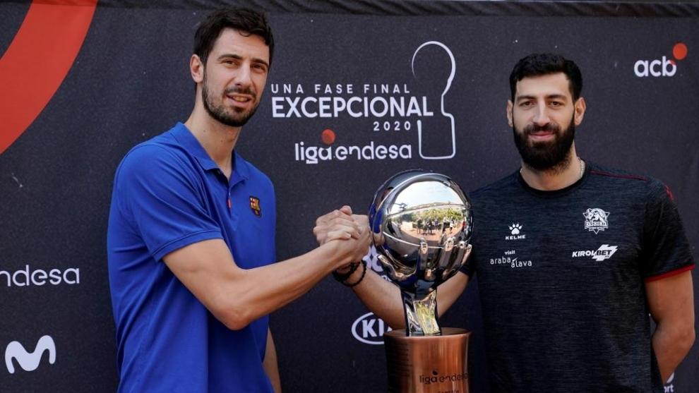 Apuestas Barça Basket - Baskonia: cuotas y claves para pronósticos de la final de Liga Endesa