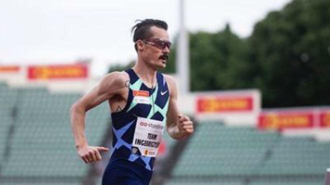 El atleta noruego Henrik Ingebrigtsen.