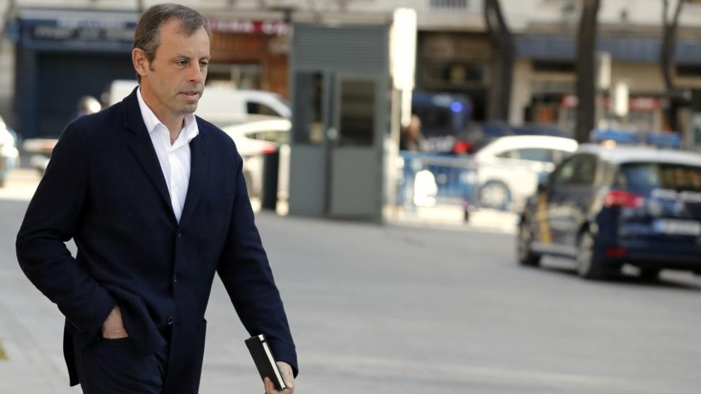 Rosell: It's not true that Setien will be sacked