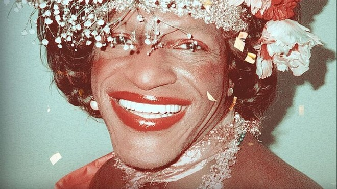 Marsha P Johnson  homenajeada por google en su doodle