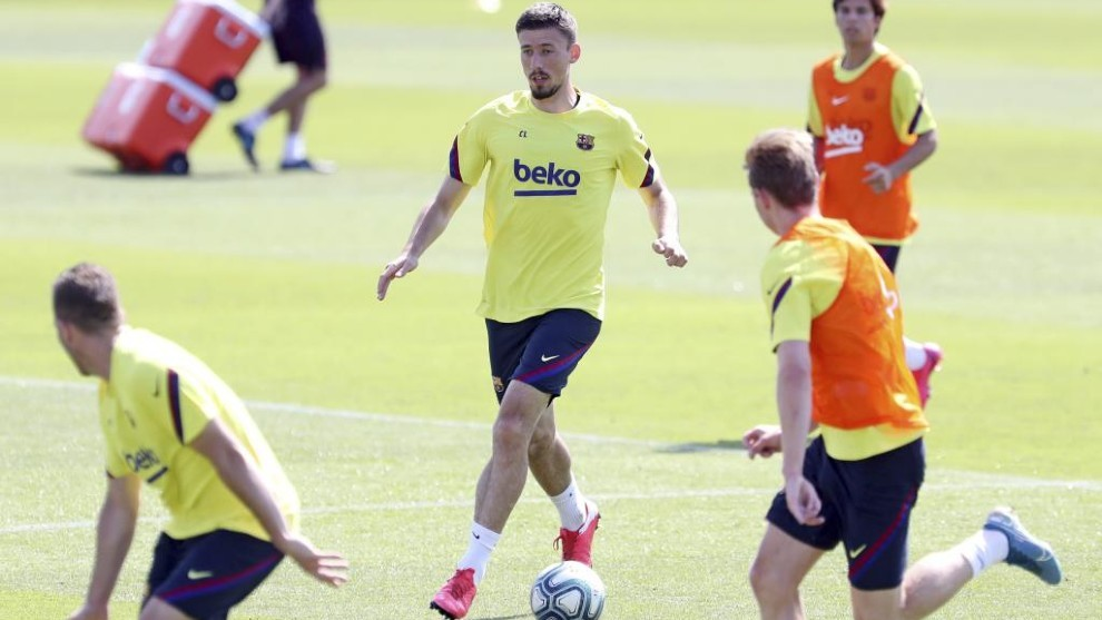 Lenglet: Griezmann knows he can do better