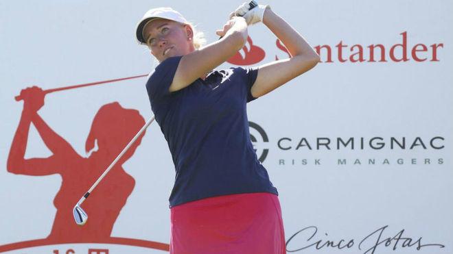 Emma Nilsson, la ganadora de la edición de hace tres años.