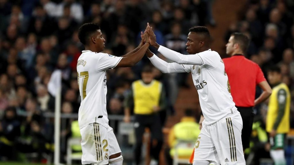 Rodrygo and Vinicius: Can only one shine?