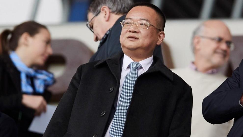 Chen Yansheng, en una imagen de archivo.